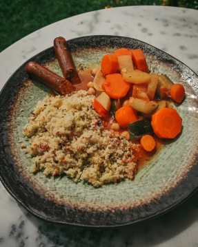Couscous vegan jeannesomewhere